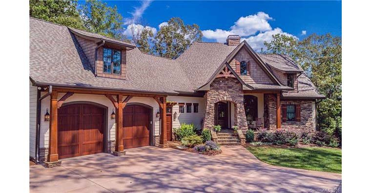 Cottage, Craftsman, Tuscan Plan with 2482 Sq. Ft., 4 Bedrooms, 4 Bathrooms, 2 Car Garage Picture 8