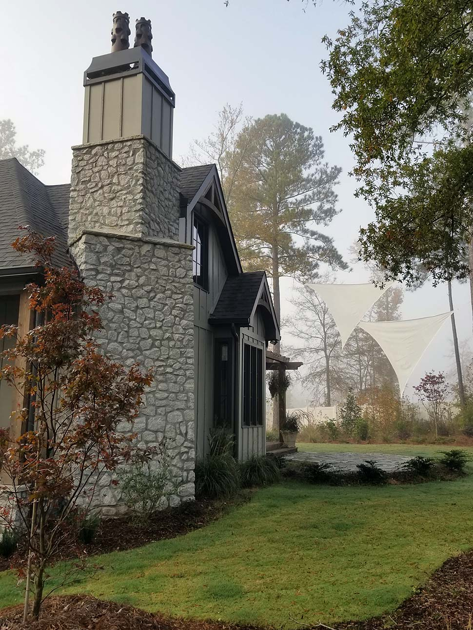 Cottage, French Country, Tudor Plan with 782 Sq. Ft., 2 Bedrooms, 1 Bathrooms Picture 7