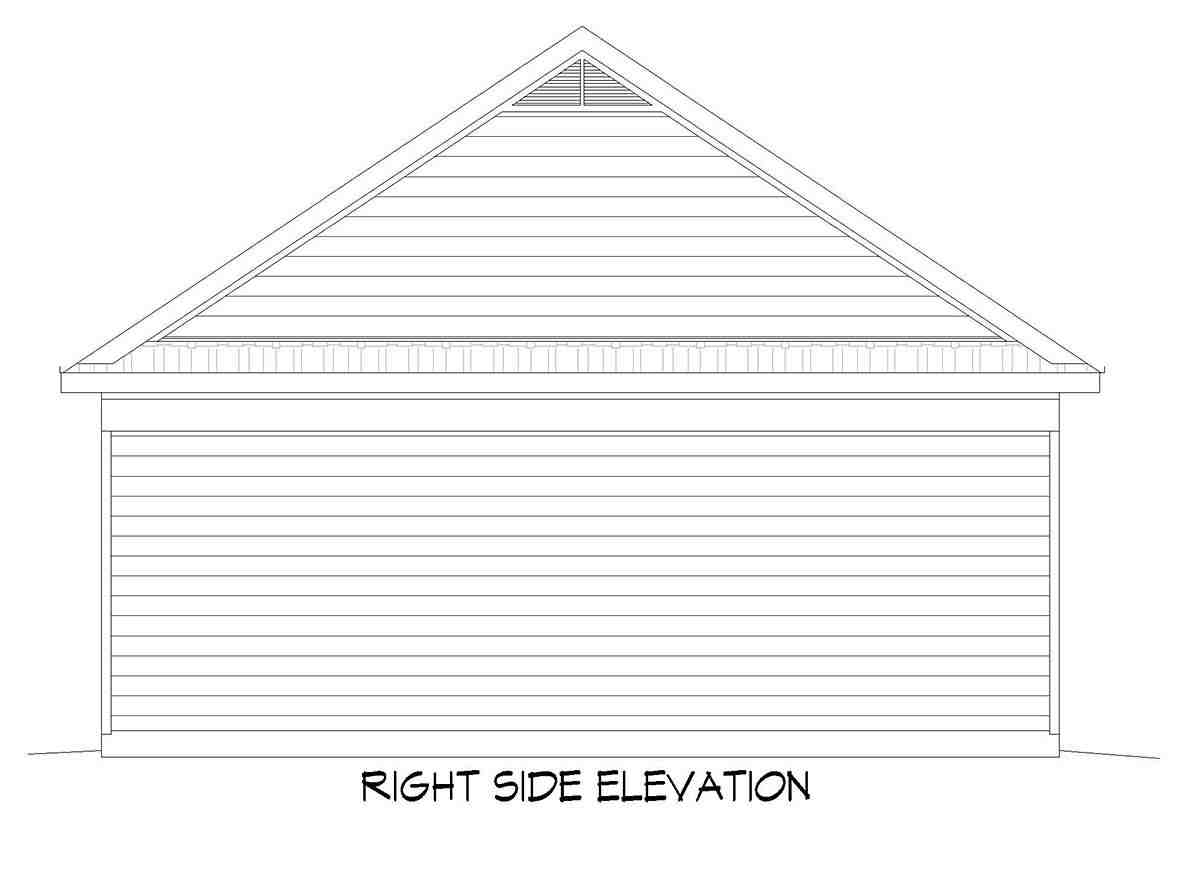 Bungalow, Country, Craftsman, Ranch, Traditional 0 Car Garage Plan 40890 Picture 1