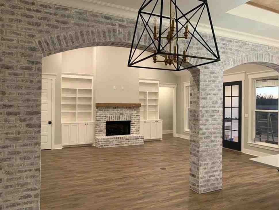 Country, Farmhouse, Southern House Plan 41409 with 3 Beds, 3 Baths, 2 Car Garage Picture 13