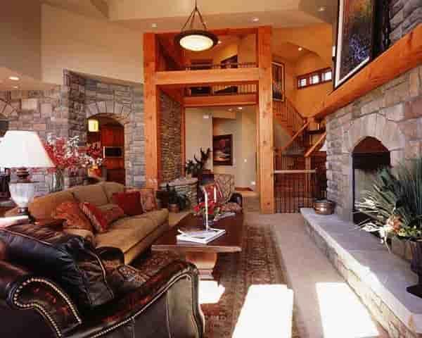 Craftsman, Prairie, Southwest House Plan 43205 with 5 Beds, 7 Baths, 3 Car Garage Picture 10