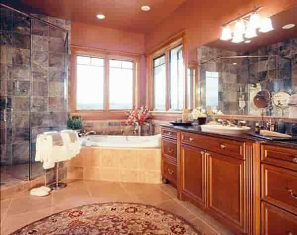 Craftsman, Prairie, Southwest House Plan 43205 with 5 Beds, 7 Baths, 3 Car Garage Picture 11