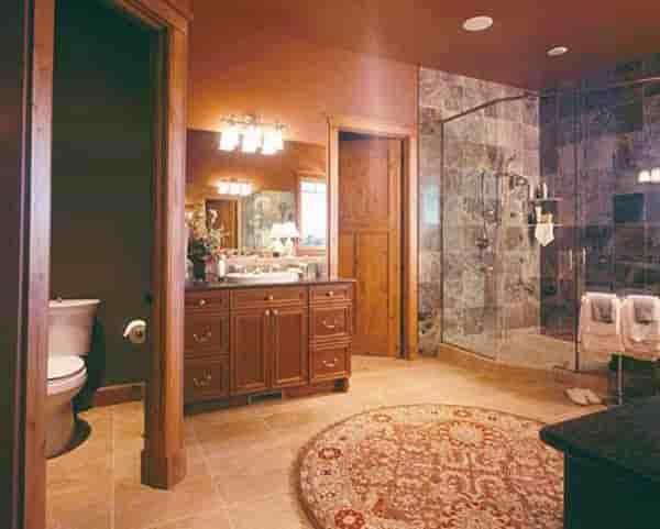 Craftsman, Prairie, Southwest House Plan 43205 with 5 Beds, 7 Baths, 3 Car Garage Picture 12