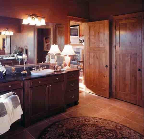 Craftsman, Prairie, Southwest House Plan 43205 with 5 Beds, 7 Baths, 3 Car Garage Picture 13