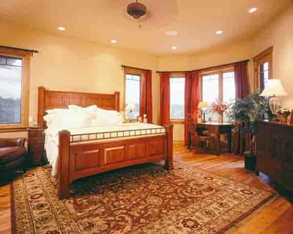 Craftsman, Prairie, Southwest House Plan 43205 with 5 Beds, 7 Baths, 3 Car Garage Picture 14