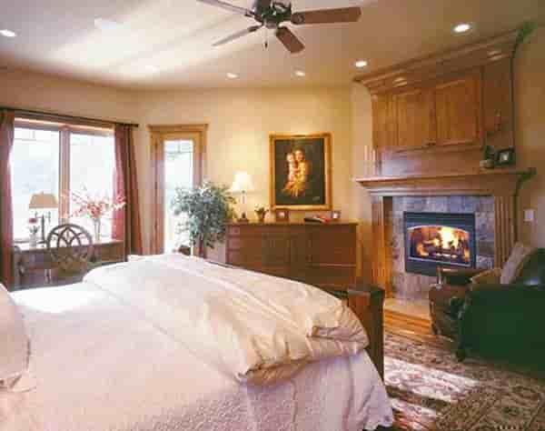 Craftsman, Prairie, Southwest House Plan 43205 with 5 Beds, 7 Baths, 3 Car Garage Picture 15