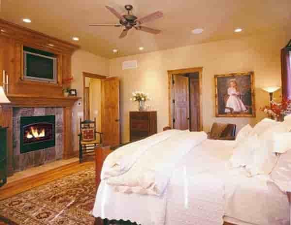 Craftsman, Prairie, Southwest House Plan 43205 with 5 Beds, 7 Baths, 3 Car Garage Picture 16