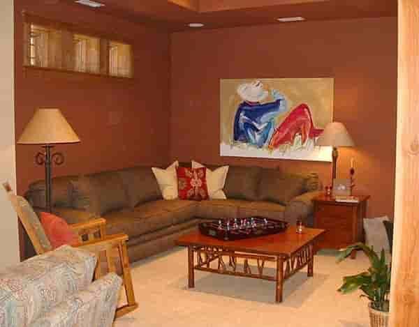 Craftsman, Prairie, Southwest House Plan 43205 with 5 Beds, 7 Baths, 3 Car Garage Picture 17