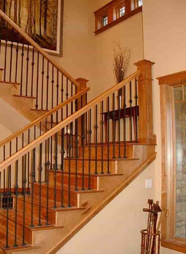Craftsman, Prairie, Southwest House Plan 43205 with 5 Beds, 7 Baths, 3 Car Garage Picture 19