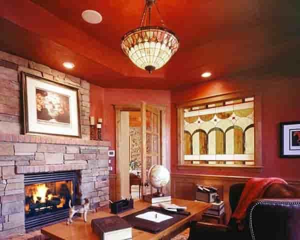Craftsman, Prairie, Southwest House Plan 43205 with 5 Beds, 7 Baths, 3 Car Garage Picture 20