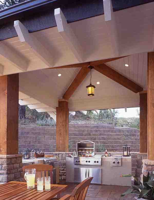 Craftsman, Prairie, Southwest House Plan 43205 with 5 Beds, 7 Baths, 3 Car Garage Picture 3