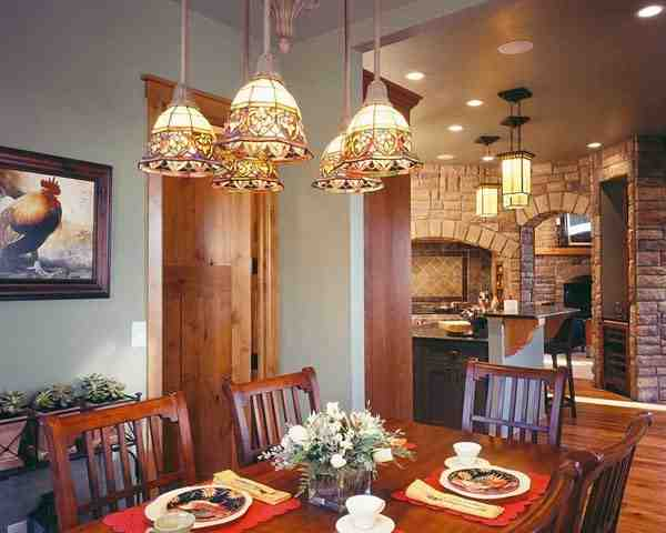 Craftsman, Prairie, Southwest House Plan 43205 with 5 Beds, 7 Baths, 3 Car Garage Picture 4