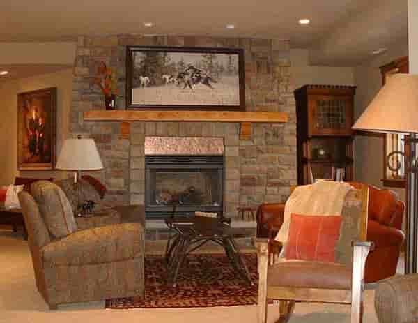 Craftsman, Prairie, Southwest House Plan 43205 with 5 Beds, 7 Baths, 3 Car Garage Picture 8