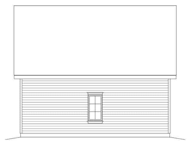 2 Car Garage Plan 45149 Picture 1