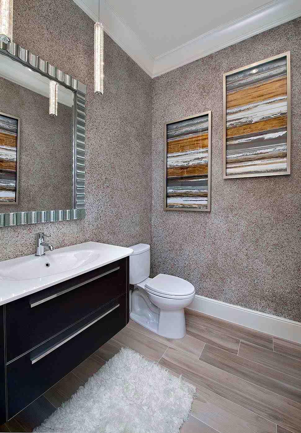Coastal, Florida, Mediterranean House Plan 52930 with 4 Beds, 6 Baths, 3 Car Garage Picture 13