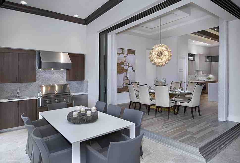 Coastal, Florida, Mediterranean House Plan 52930 with 4 Beds, 6 Baths, 3 Car Garage Picture 7