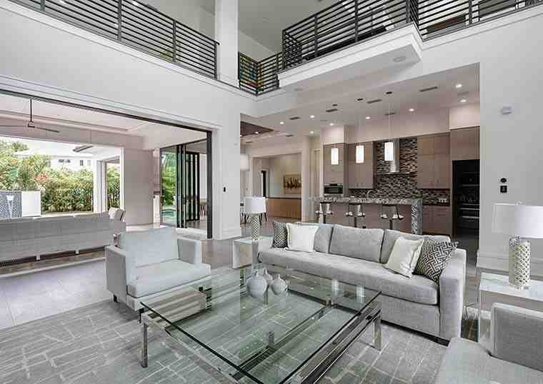 Coastal, Contemporary, Florida, Mediterranean House Plan 52931 with 4 Beds, 5 Baths, 3 Car Garage Picture 16