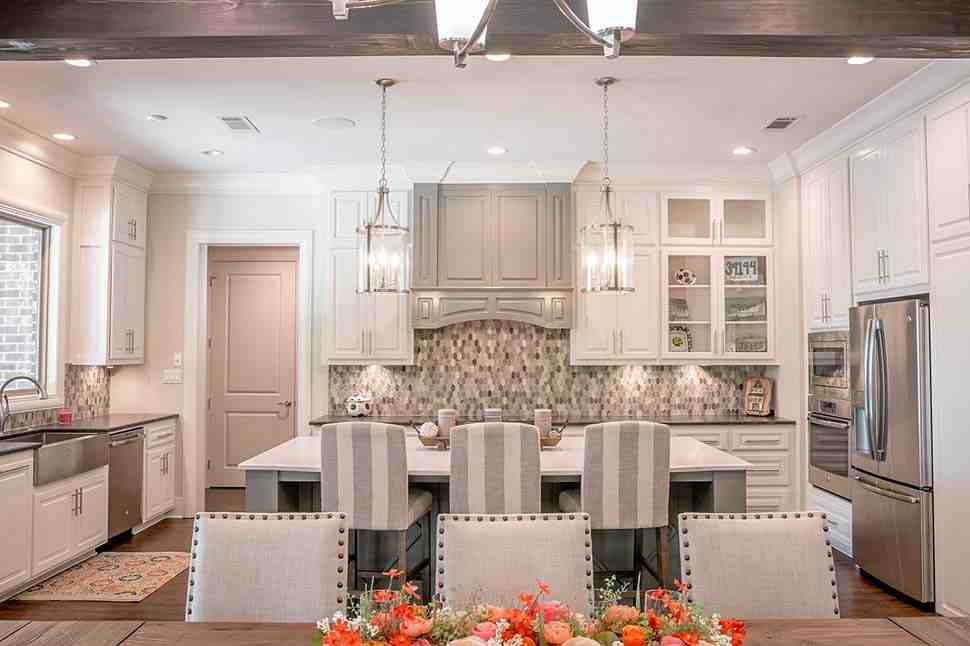 Country, Craftsman, Farmhouse House Plan 56700 with 3 Beds, 3 Baths, 2 Car Garage Picture 9