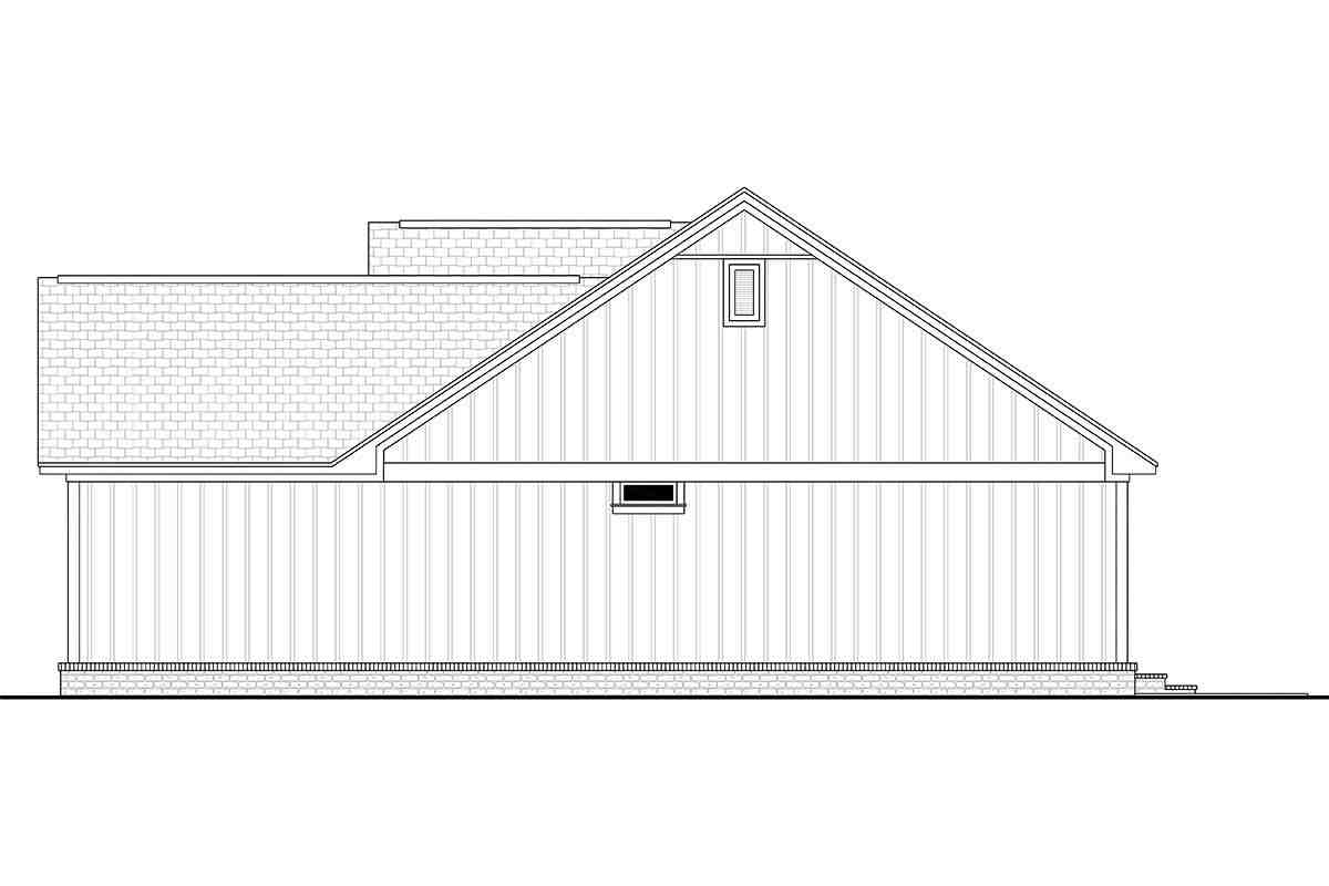 Country, Farmhouse, Traditional House Plan 56705 with 3 Beds, 2 Baths, 2 Car Garage Picture 1