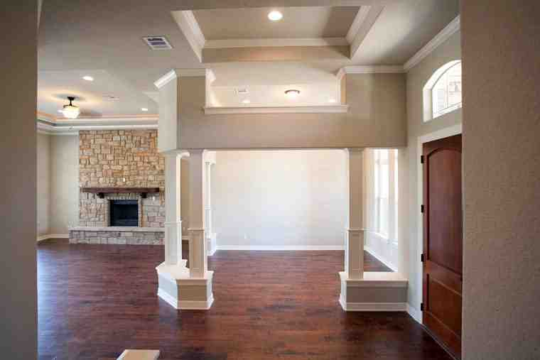 Cottage, Craftsman, Tuscan House Plan 65869 with 3 Beds, 3 Baths, 3 Car Garage Picture 15
