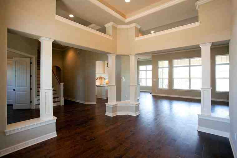 Cottage, Craftsman, Tuscan House Plan 65869 with 3 Beds, 3 Baths, 3 Car Garage Picture 24