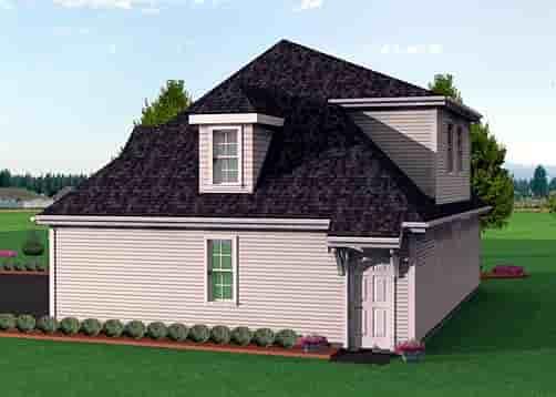 3 Car Garage Plan 67276 Picture 1