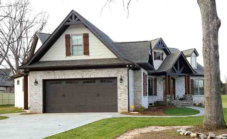 House Plan 72136 with 3 Beds, 3 Baths, 2 Car Garage Picture 6
