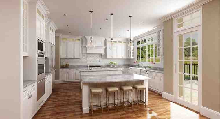 European, French Country House Plan 72226 with 5 Beds, 5 Baths, 5 Car Garage Picture 1