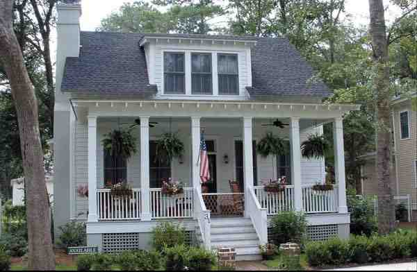 Historic, Southern House Plan 73733 with 4 Beds, 4 Baths Picture 1