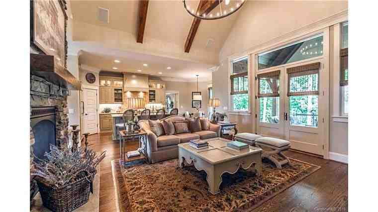 Cottage, Craftsman, Tuscan House Plan 75134 with 4 Beds, 4 Baths, 2 Car Garage Picture 11