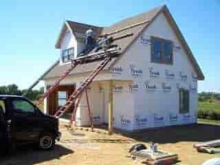 2 Car Garage Plan 76013 Picture 5
