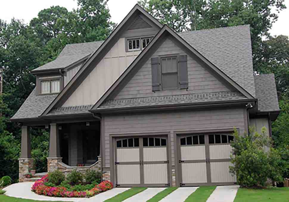 Bungalow, Cottage, Craftsman, Narrow Lot House Plan 80260 with 4 Beds, 4 Baths, 2 Car Garage Picture 8