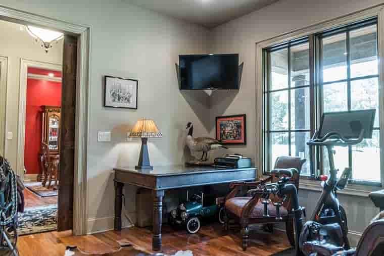 Craftsman, European House Plan 82230 with 4 Beds, 4 Baths, 3 Car Garage Picture 29
