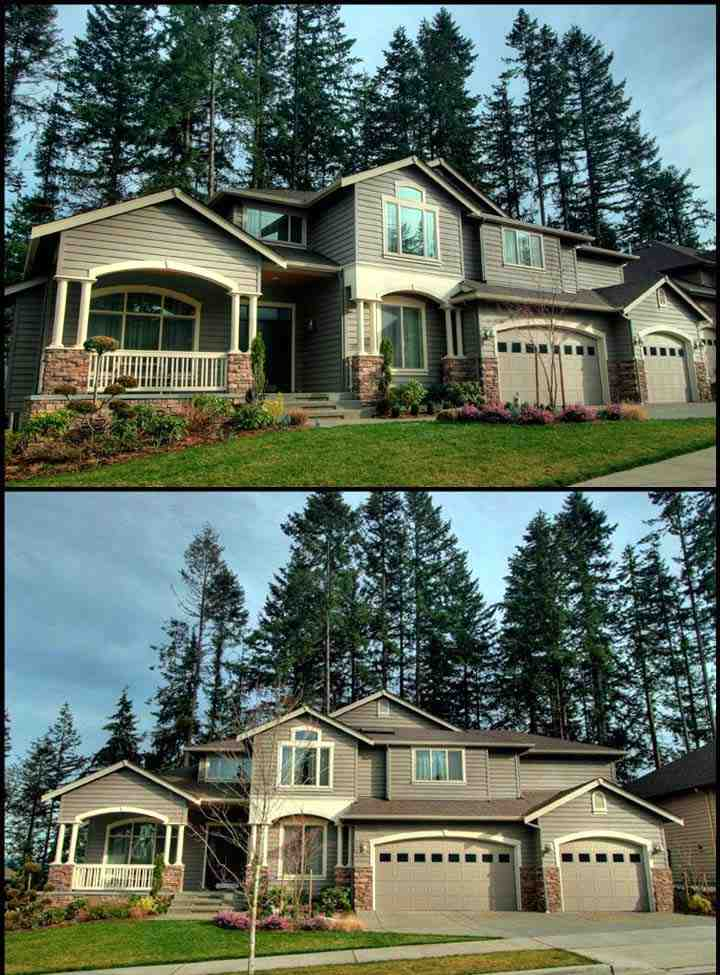 Craftsman House Plan 87665 with 5 Beds, 4 Baths, 3 Car Garage Picture 4