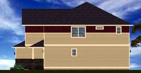 Craftsman Multi-Family Plan 90891 with 6 Beds, 6 Baths, 2 Car Garage Picture 2
