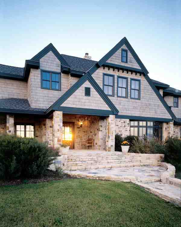 Craftsman, European House Plan 95733 with 4 Beds, 5 Baths Picture 6