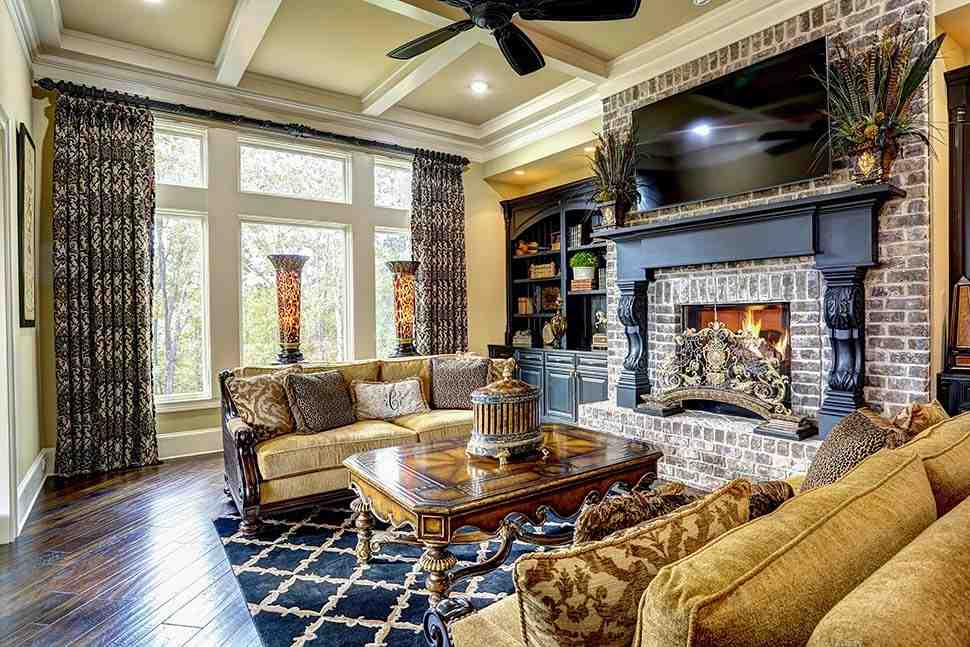 Craftsman, Ranch, Tuscan House Plan 97680 with 3 Beds, 4 Baths, 3 Car Garage Picture 11