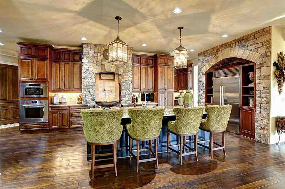 Craftsman, Ranch, Tuscan House Plan 97680 with 3 Beds, 4 Baths, 3 Car Garage Picture 15