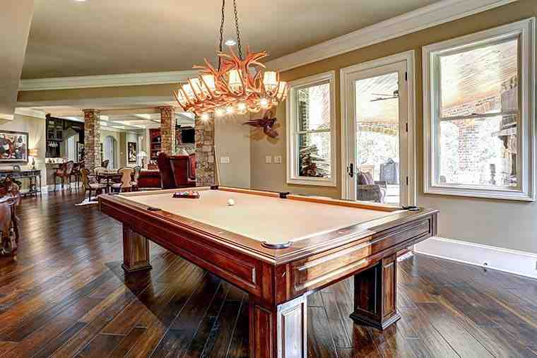 Craftsman, Ranch, Tuscan House Plan 97680 with 3 Beds, 4 Baths, 3 Car Garage Picture 5