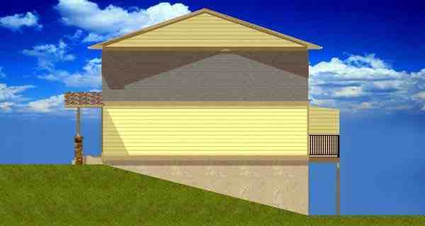 Multi-Family Plan 99988 with 8 Beds, 8 Baths Picture 2