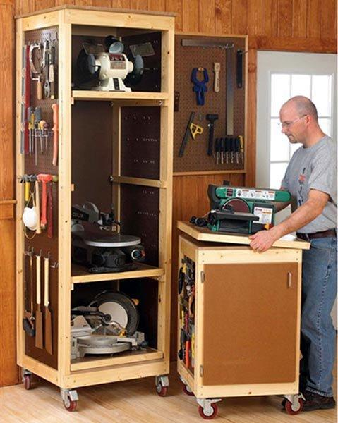 Bench-tool System Woodworking Plan