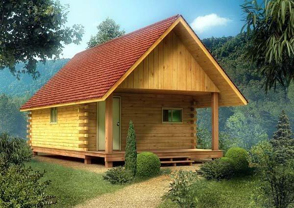 House Plan 6025 Elevation