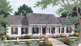 Plan Number 40022 - 1670 Square Feet