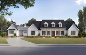 Plan Number 41401 - 3272 Square Feet