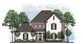 Plan Number 41562 - 2960 Square Feet
