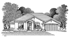 Plan Number 54904 - 2601 Square Feet