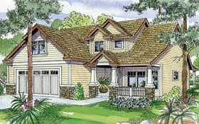 Plan Number 59705 - 2091 Square Feet