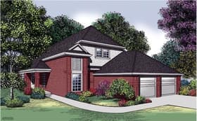Plan Number 65701 - 2254 Square Feet