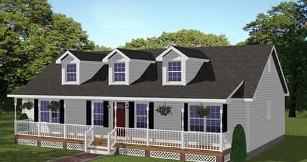 House Plan 40683