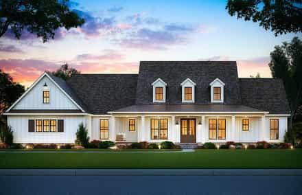 House Plan 41406